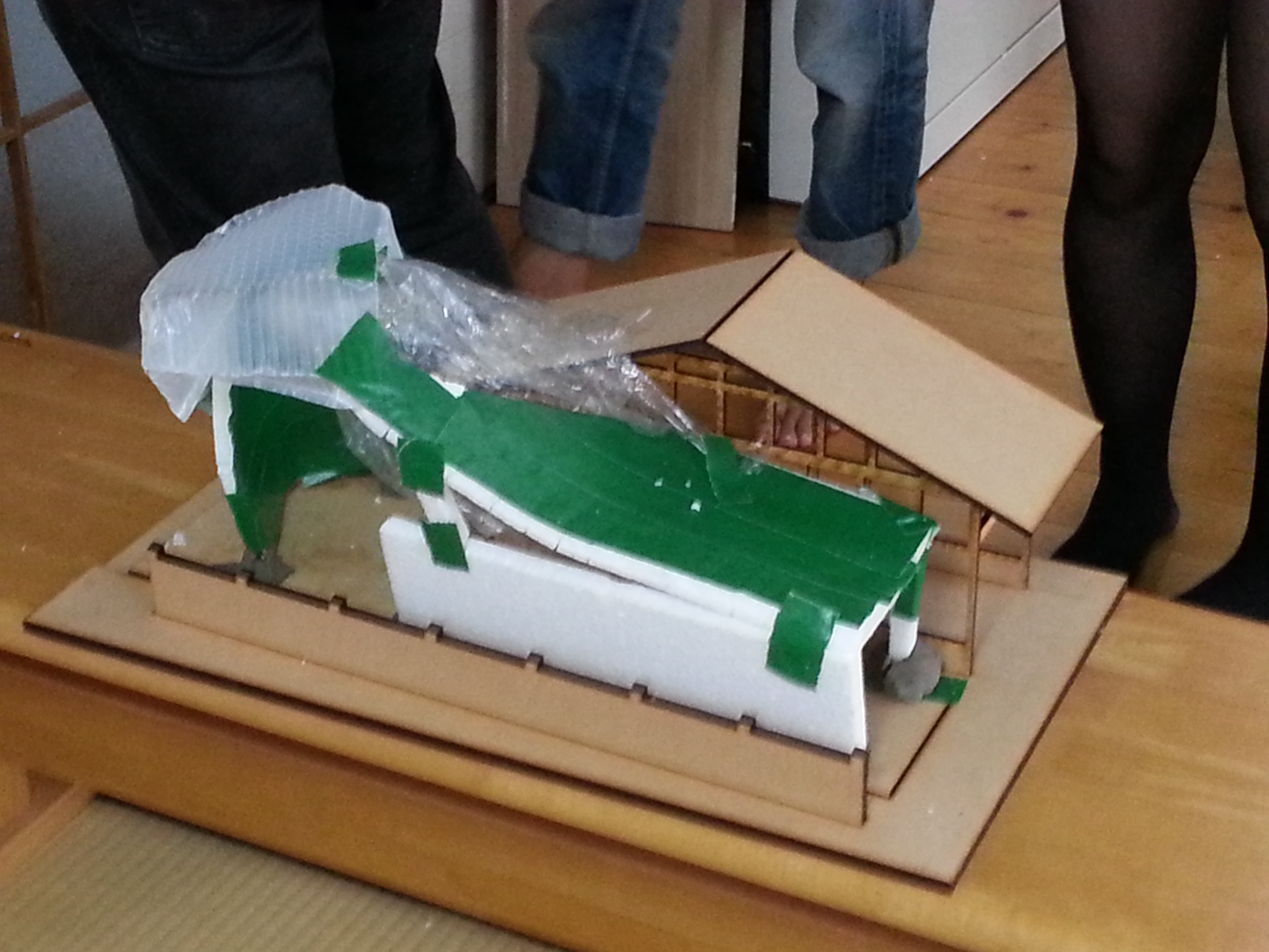 建築ワークショップ〜収束編〜